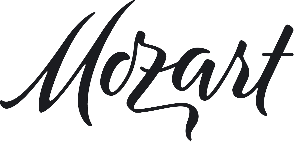 Mozart logo transparent